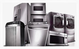 We repair all major appliances throughout Northern NJ